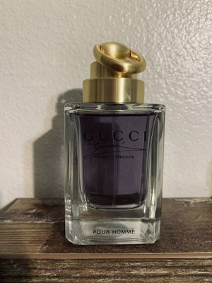 Gucci pour homme 3.0oz (new) for Sale in Grape Creek, TX