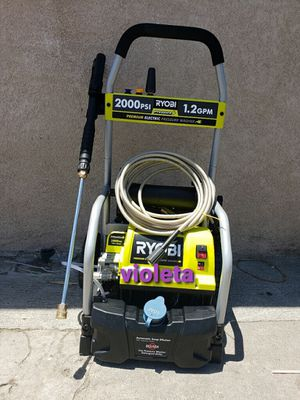 Ryobi electronic pressure washer for Sale in Compton, CA