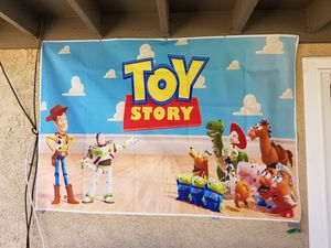 Toy story Party for Sale in Anaheim, CA
