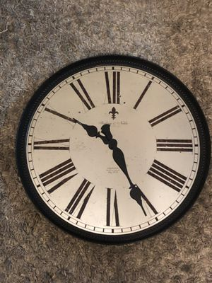 Mirrored Wall Clock for Sale in Cypress, CA