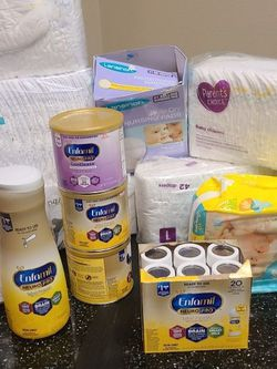 Enfamil & Diapers Bundle for Sale in Ontario,  CA