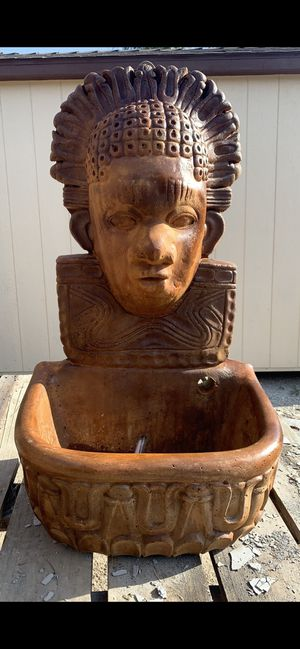 Wall Water Fountain for Sale in Dinuba, CA