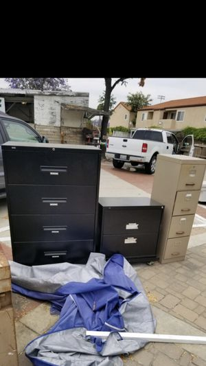Filing cabinets for Sale in West Covina, CA