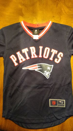 New England Patriots Official Licensed Youth Jersey S-XL for Sale in Fullerton, CA