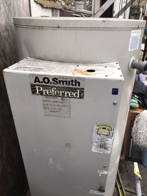 Water heater 119 gallons for Sale in San Antonio, TX