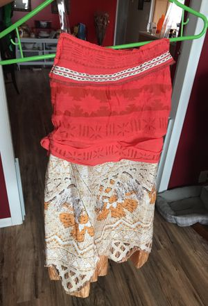 Moana costume for Sale in Vancouver, WA