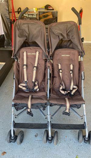 Maclaren double stroller for Sale in Duluth, GA