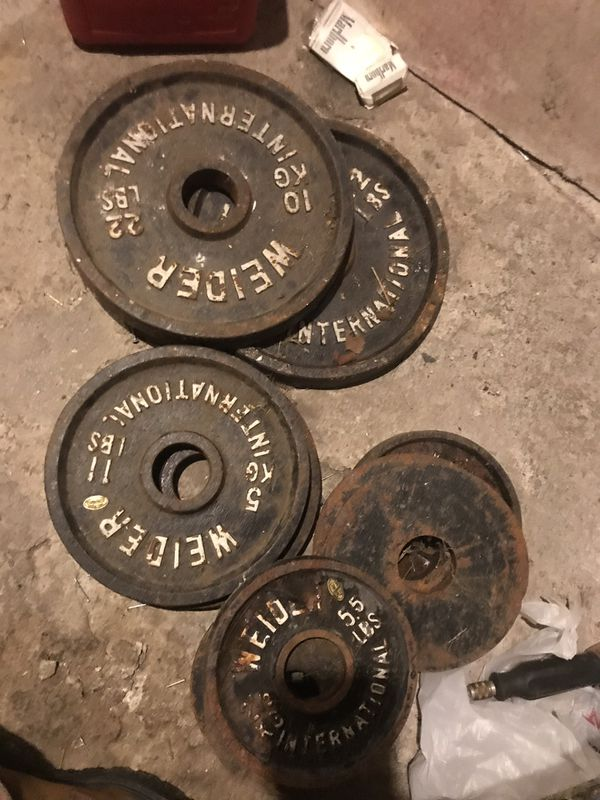 Weights more than 150 lbs