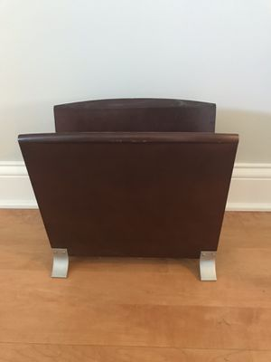 Magazine/book rack for Sale in Arlington Heights, IL