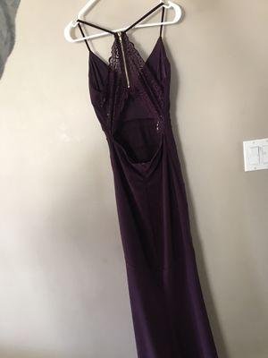 Long Prom dress for Sale in Glendale, AZ
