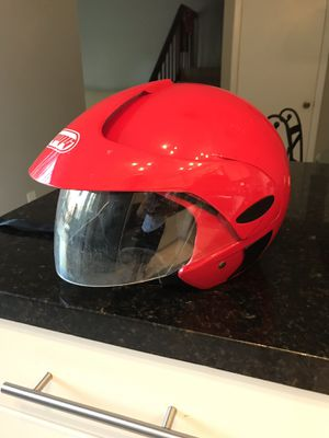 MMG Motorcycle Helmet - Medium Size for Sale in West Palm Beach, FL