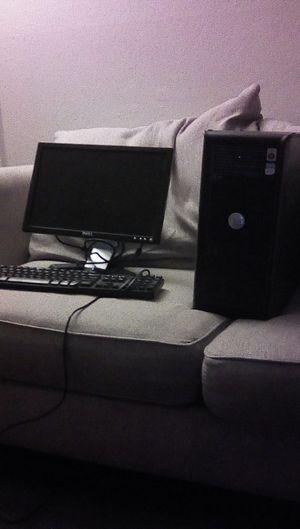 Dell desktop computer for Sale in Fresno, CA