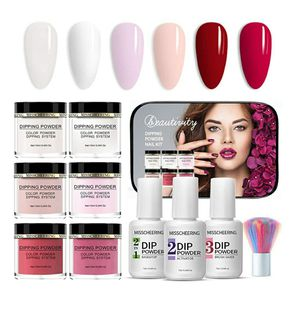 Dipping Powder Nail Starter Kit for Sale in Columbus, OH
