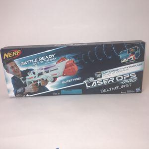 Nerf Laser Ops Pro Gun Deltaburst- 2 available $25 each $45 both for Sale in Alexandria, VA