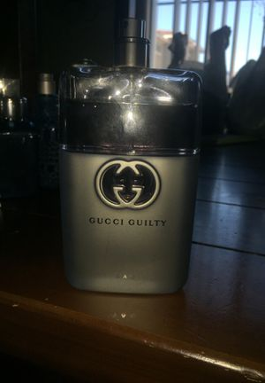 Gucci cologne for Sale in North Las Vegas, NV