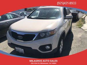 2011 Kia Sorento for Sale in Richmond, CA