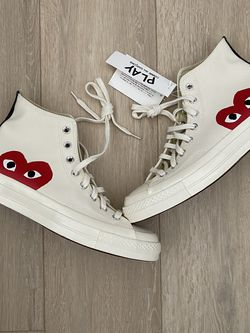Cdg Converse for Sale in Victorville,  CA