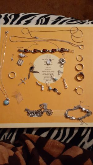 Sterling silver for Sale in Victorville, CA