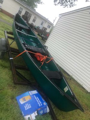 12.5 ft. Pelican canoe for Sale in Wakefield, VA