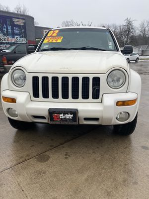 2002 Jeep Liberty 4x4 for Sale in Joliet, IL