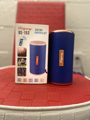 BS-153 PORTABLE BT SPEAKER for Sale in Mesa, AZ