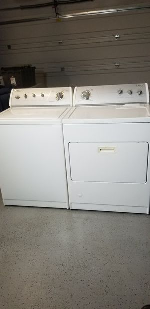 Whirlpool Matching Set Washer And Gas Dryer for Sale in Phillips Ranch, CA