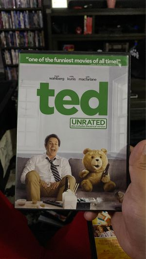 Ted dvd for Sale in Long Beach, CA