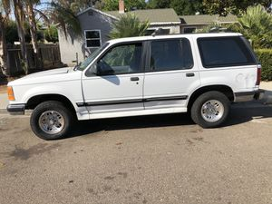 1994 Ford Explorer 4.0 4 by 4 model for Sale in Alpine, CA