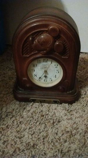 Mickey mouse antique clock for Sale in Houston, TX