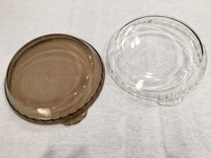 "Set of 4 9"" PYREX fluted edge pie 🥧 dishes and standard pie dishes for Sale in Henderson, NV"