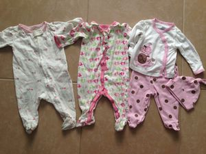 Baby Girl Pajamas for Sale in Austin, TX