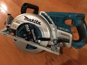 Makita 36V Brushless Rear Handle Circular Saw XDR01 - Brand New for Sale in Elk Grove, CA