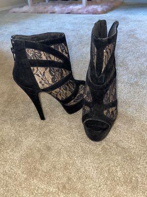 Black Heel size 7 for Sale in Severn, MD
