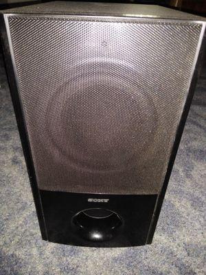 Sony speaker for Sale in Mifflinburg, PA