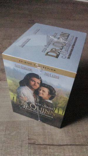 Complete DVD Series Dr. Quinn Medicine Woman for Sale in CA, US