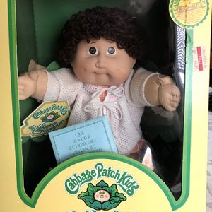 Rare Vintage Italian Cabbage Patch Doll 1984 Amos for Sale in Littleton, CO