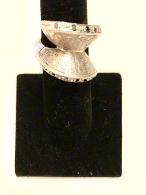Solid silver ring 925 size 6 for Sale in Pinecrest, FL