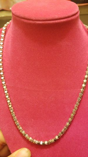 STERLING SILVER CHAIN for Sale in Fort Belvoir, VA