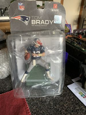 Tom Brady Collectable action figure for Sale in Camden, NJ
