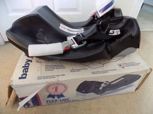 Baby Trend Flex-Loc Infant Car Seat Base-New In Box for Sale in Waterbury, CT
