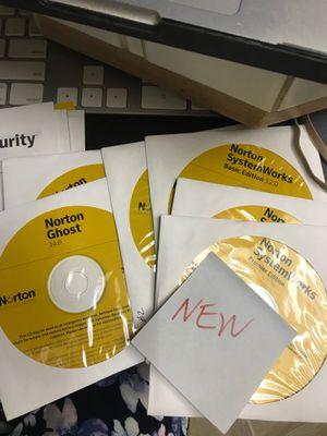 Norton software for Sale in Encinitas, CA
