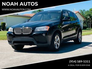 2011 BMW X3 for Sale in Hollywood, FL