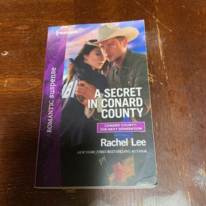 Harlequin Romantic Suspense Book for Sale in Glendale, AZ