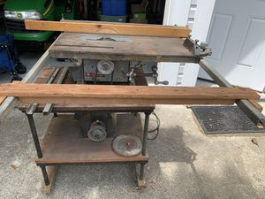 Table Saw Delta Homecraft for Sale in NW PRT RCHY, FL