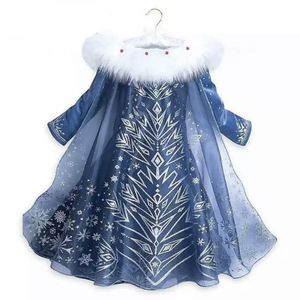 Princess Dress -2020 Queen Elsa High Quality Dress for Sale in Alhambra, CA