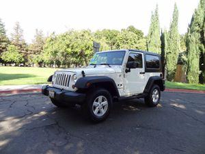 2007 Jeep Wrangler for Sale in Turlock, CA
