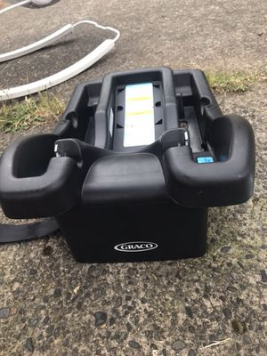 Graco car seat base, not expired for Sale in Portland, OR