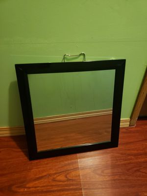 Wall Mirror black for Sale in Chicago, IL