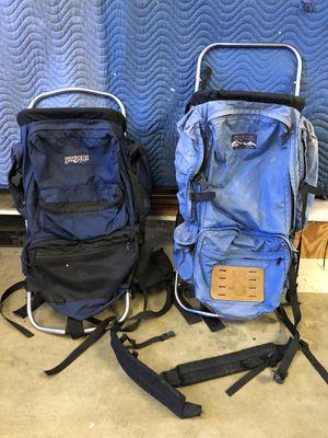 Jansport hiking backpacks for Sale in San Diego, CA
