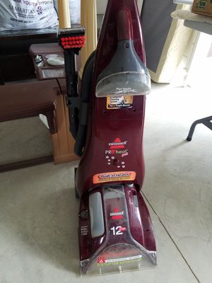 Bissel proheat shampooer for Sale in Chesapeake, VA